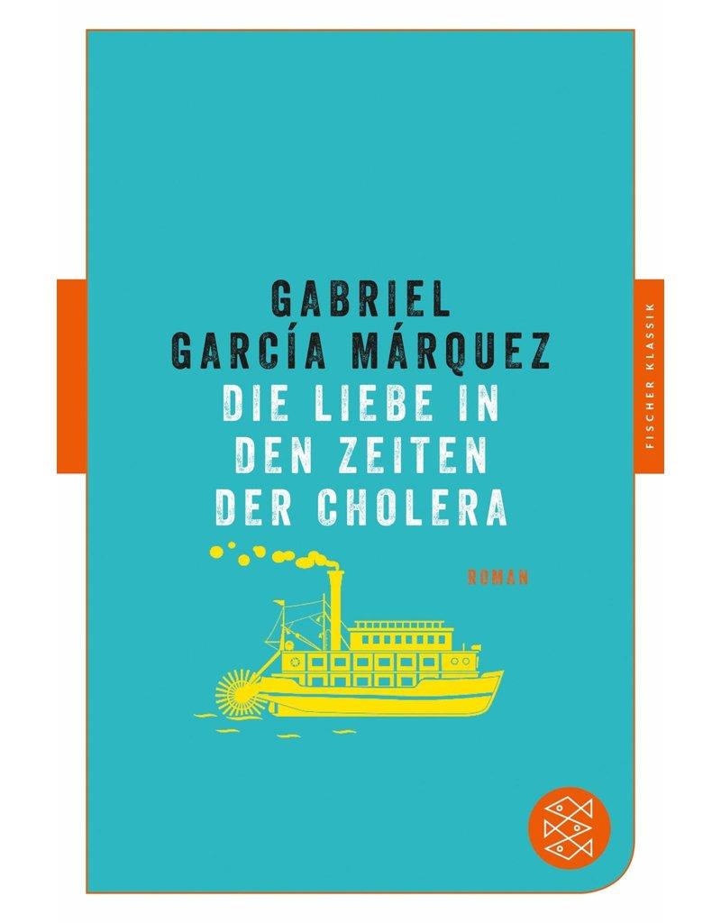 Die liebe in den Zeiten de Cholera