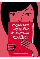 O caderno vermelho da rapargia karateca