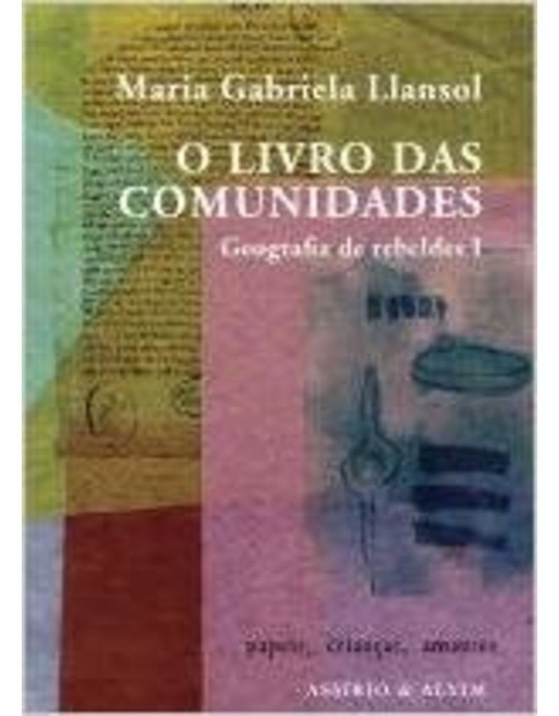 O Livro das Comunidades Geografia de Rebeldes I