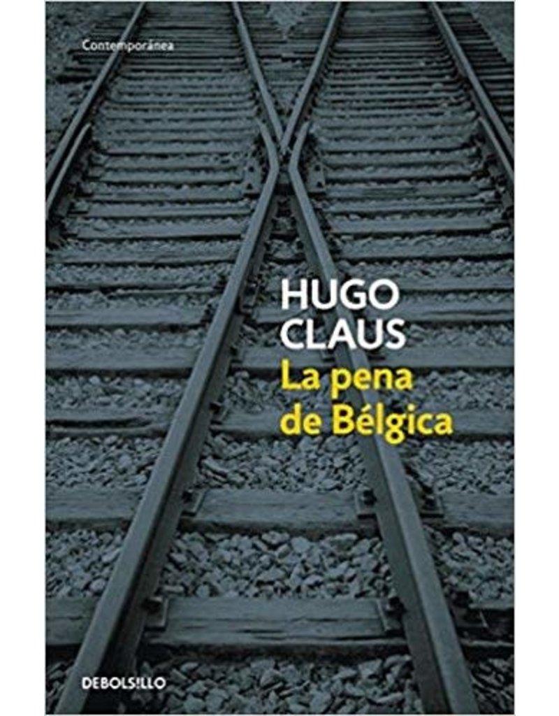 CLAUS Hugo La pena de Belgica