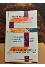 Esame di coscienza di un letterato Multilingue