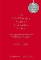 The life changing magic of not giving a f**k