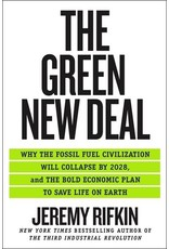 JEREMY Rifkin Green New Deal
