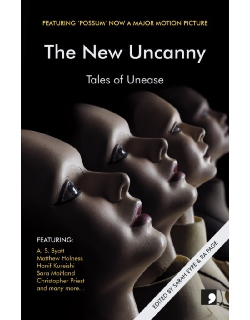 the New Uncanny Modern Horror Stories