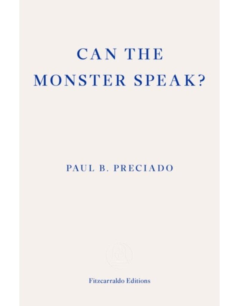 Can The Monster Speak