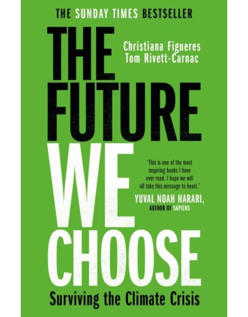 FIGUERES Christiana 49019900Gb Future We Choose