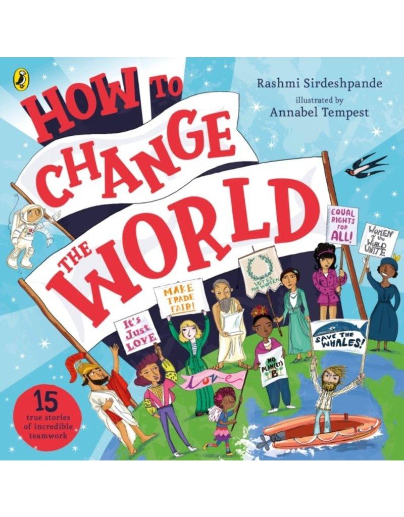 SIRDESHPANDE Rashmi How To Change The World