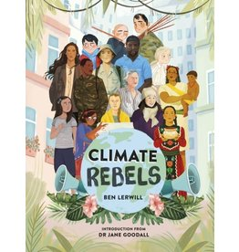 LERWILL Ben 49019900Gb Tales For Climate Rebels