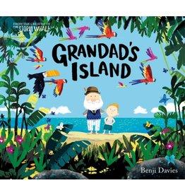 DAVIES Benji Grandad's Island