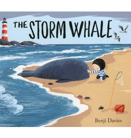 DAVIES Benji Storm Whale