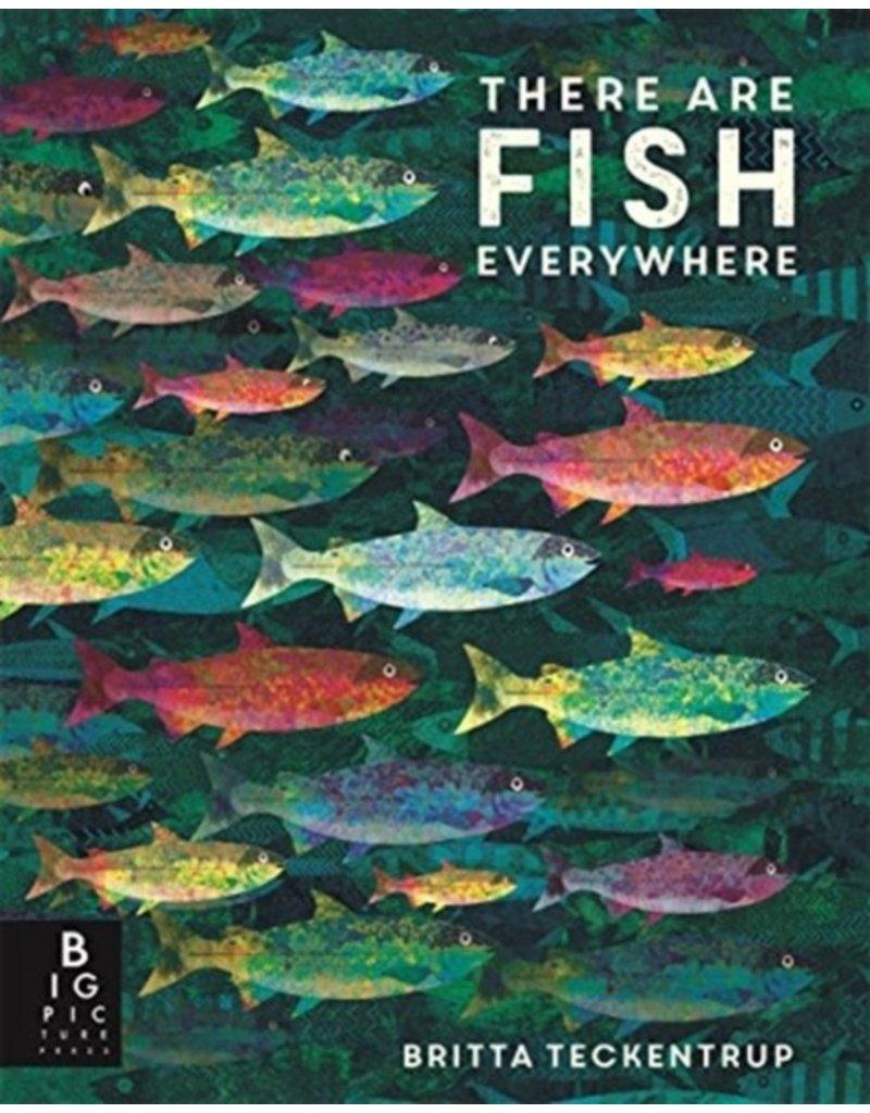 HAWORTH Katie 49019900Gb There Are Fish Everywhere