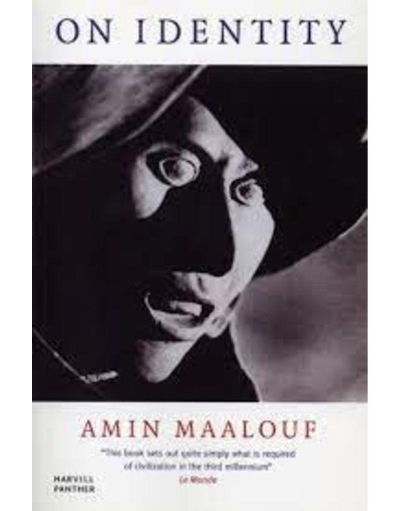 MAALOUF Amin On Identity