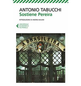TABUCCHI Antonio Sostiene Pereira