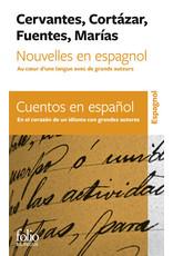 Nouvelles en espagnol. Au coeur d'une langue avec de grands auteurs