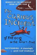 HADDON Mark The Curious Incident of the Dog in the Night-time