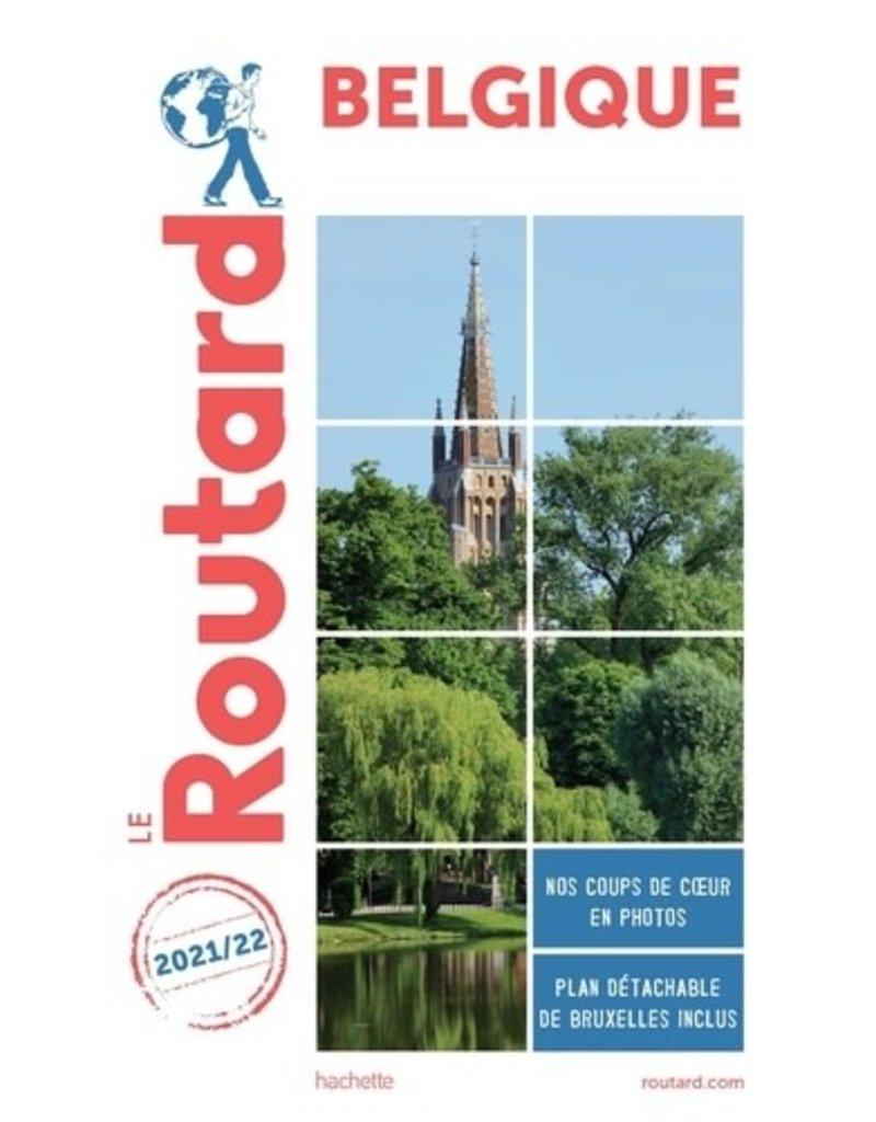 Le Routard. La Belgique
