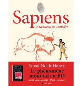 Sapiens. La naissance de l'humanité
