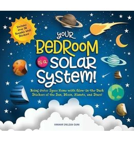 Your bedroom is a solar system