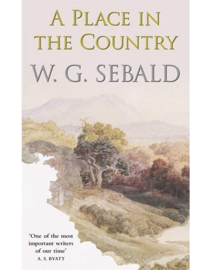 W. G. Sebald A place in the country