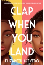 Elizabeth Acevedo Clap when you land
