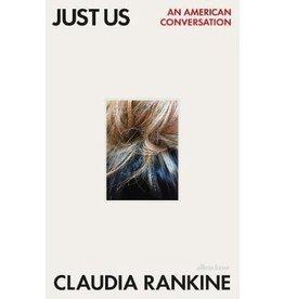 Claudia Rankine Just us
