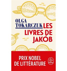 Ola Tokarczuk Les livres de Jakob
