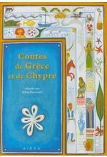 Gilles Decorvet Contes de Grèce et de Chypre