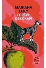Mariana Leky Le rêve de l'okapi