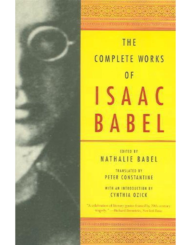 BABEL Isaac The complete works of Isaac Babel