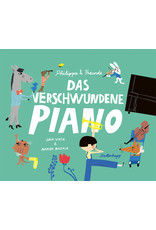 VIRTA Juha & MAJIALA Marika Das verschwundene Piano