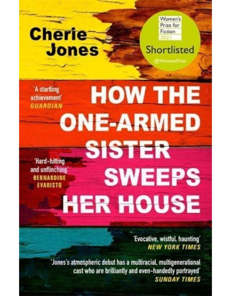How the oe-armed sister sweeps her house