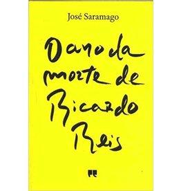 SARAMAGO José O ano da morte de Ricardo Reis