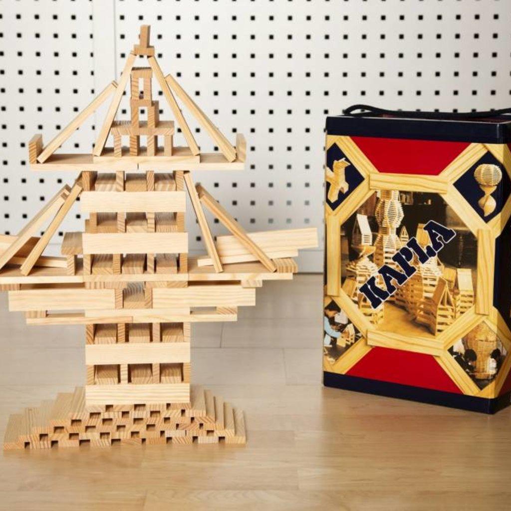 Kapla Building blocks Kapla (200pcs)