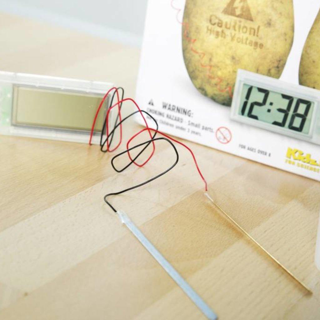 4M Toys 4M-Horloge à pommes de terre