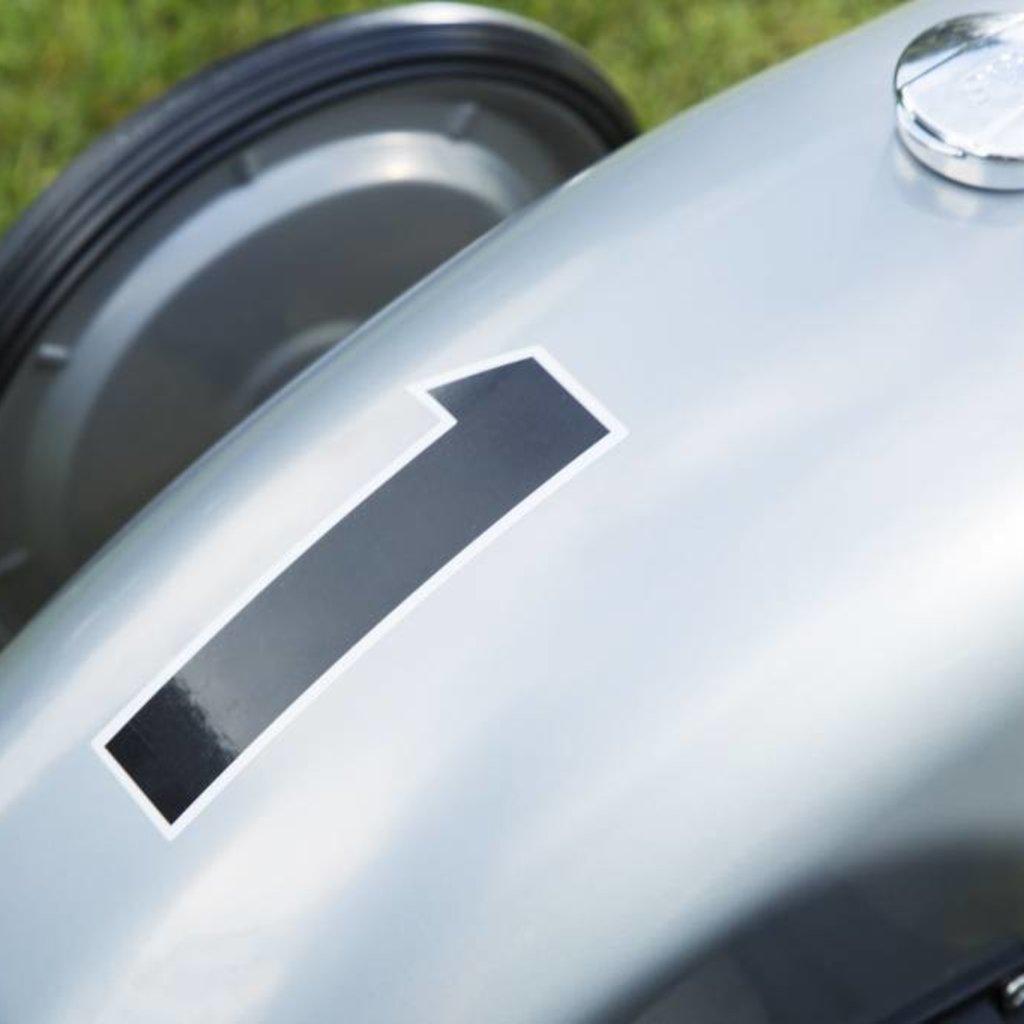 Goki Running Car Silver