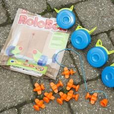 Rolobox Rolobox doos op wieltjes
