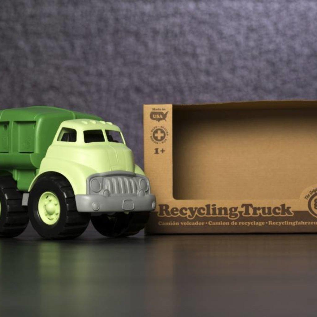 Green Toys Green Toys vuilniswagen