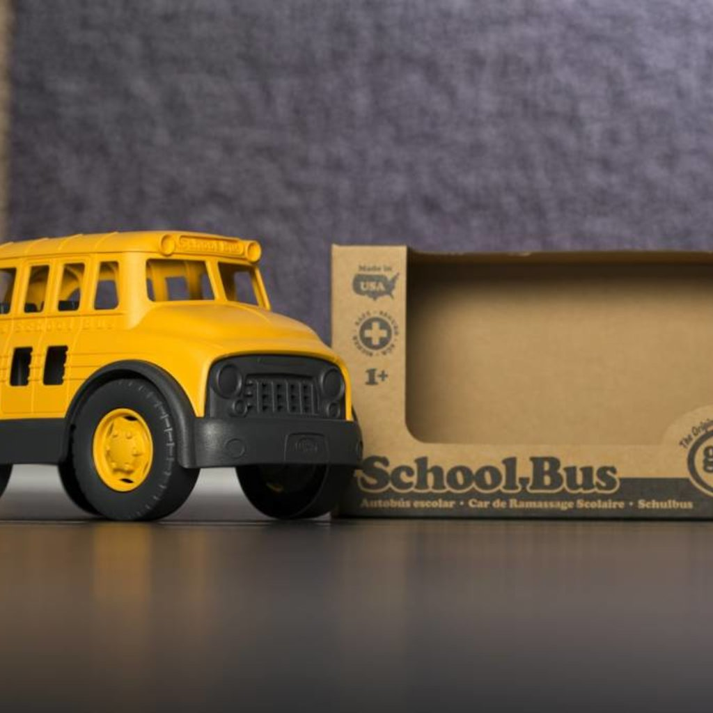 Green Toys Green Toys school bus