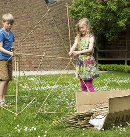 Bambox Kit de construction en bambou