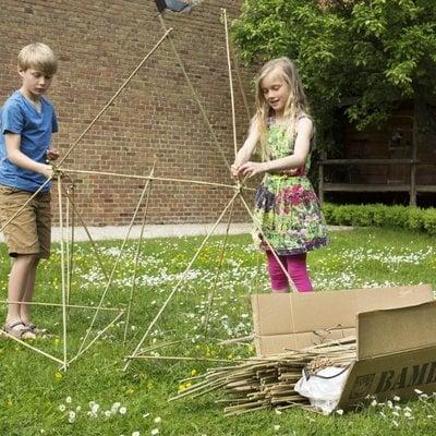 Bambox Bamboe bouwpakket