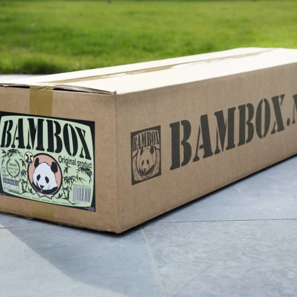 Bambox Bambox bamboe bouwpakket