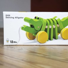 Plan Toys Plan Toys dansende krokodil
