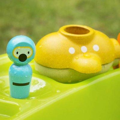 Plan Toys Sous-marin bois d'hévéa