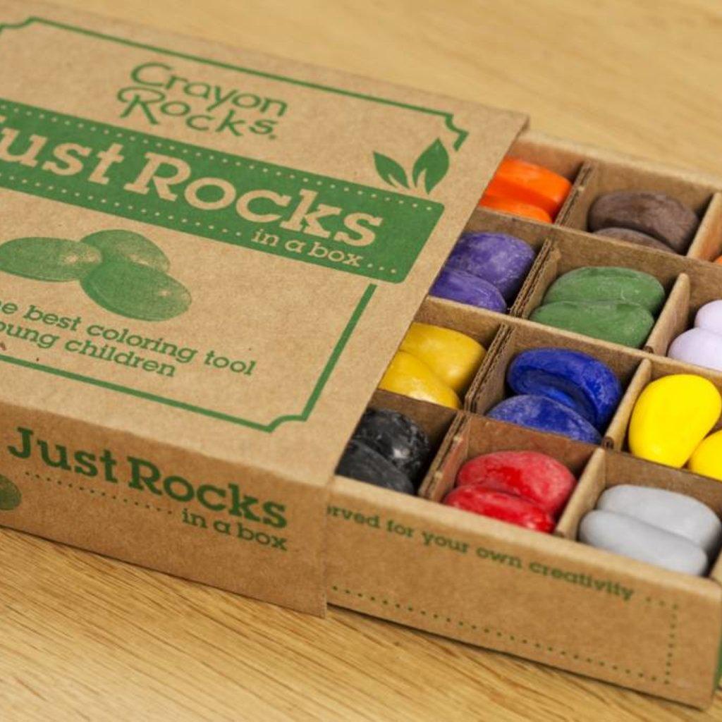 Crayon Rocks Crayon Rocks soy wax crayons in a box (64 pcs.)