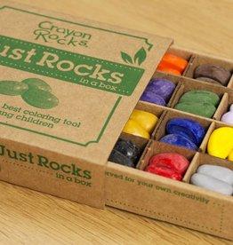 Crayon Rocks Sojawasco's in doos ( 64 stuks)