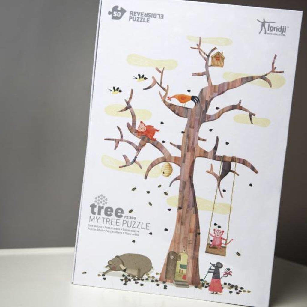 Londji Londji tree puzzle