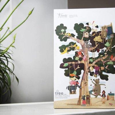 Londji Puzzle d'arbre