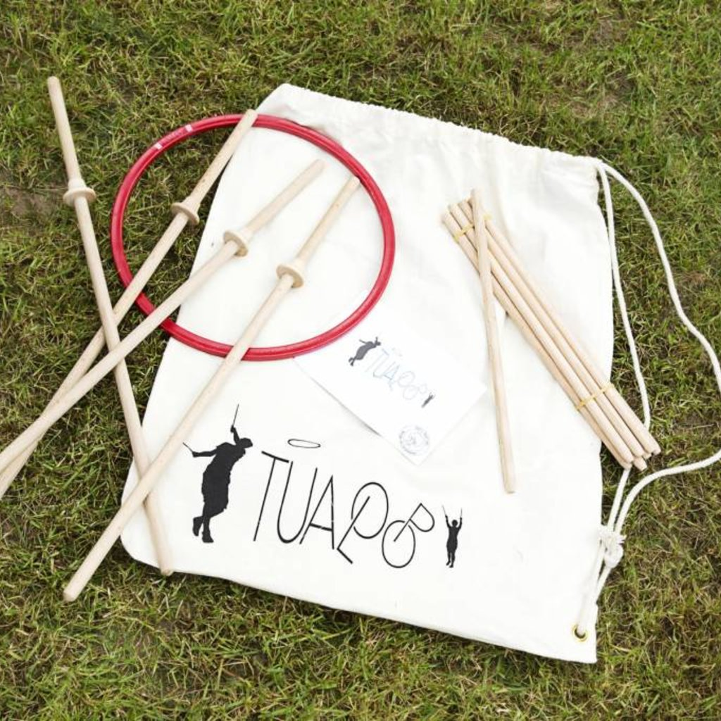 TicToys Jeu de lancer Tualoop