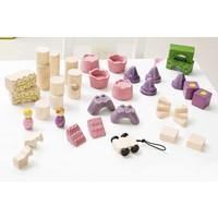 Plan Toys sprookjesbouwblokken