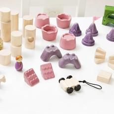 Plan Toys Plan Toys fairy tale blocks